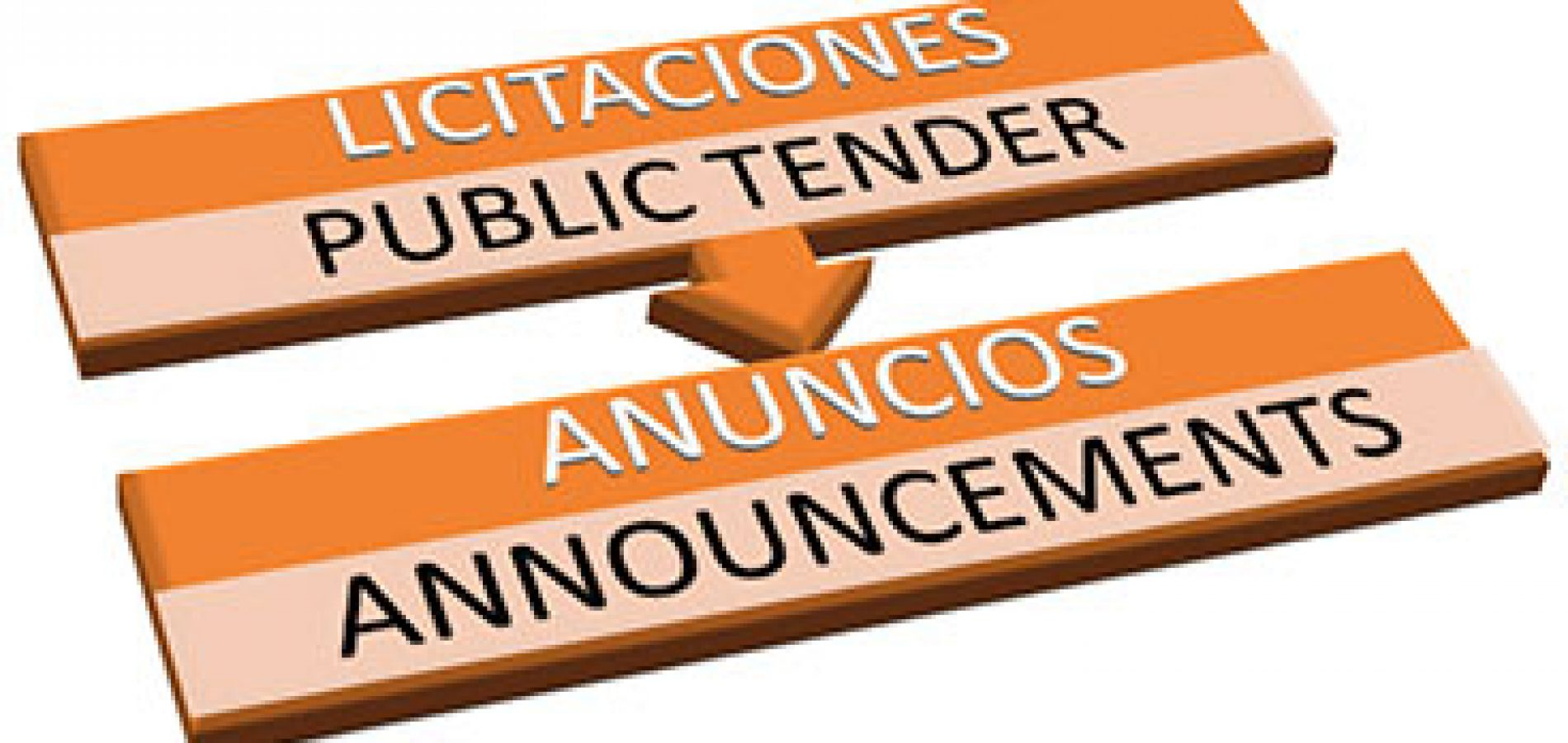 Public tenders and announcements