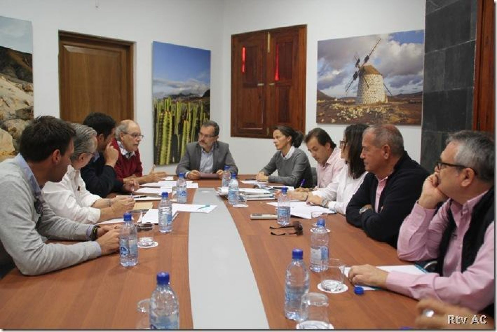 Apoyo proyecto regeneración playa de El Castillo