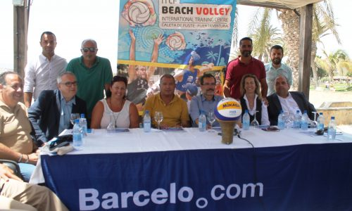 AECA will sponsor Caleta de Fuste International Beach Volley Tournament.