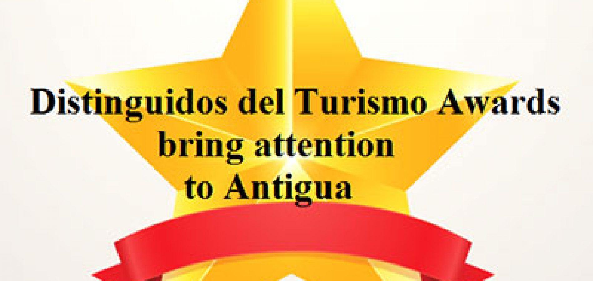 """""""Distinguidos del Turismo"""" Awards bring attention to Antigua"""
