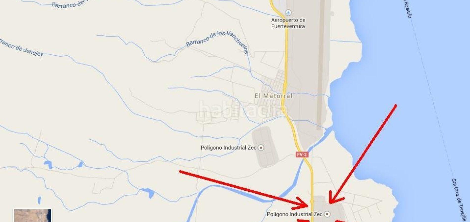 Se busca NAVE de 500m2 para ALQUILAR en polígono industrial El Matorral.