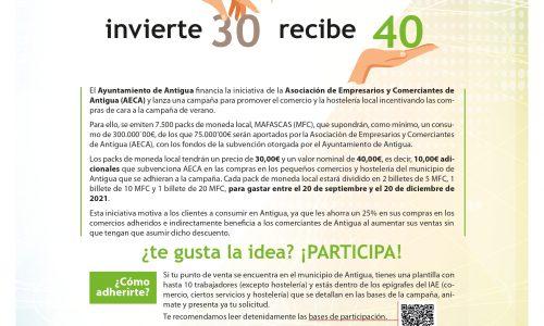 Bases funcionamiento de la moneda local de Antigua: Mafasca (MFC).